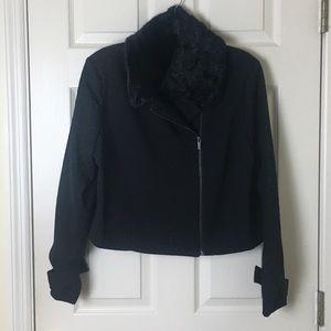 Covington cropped jacket